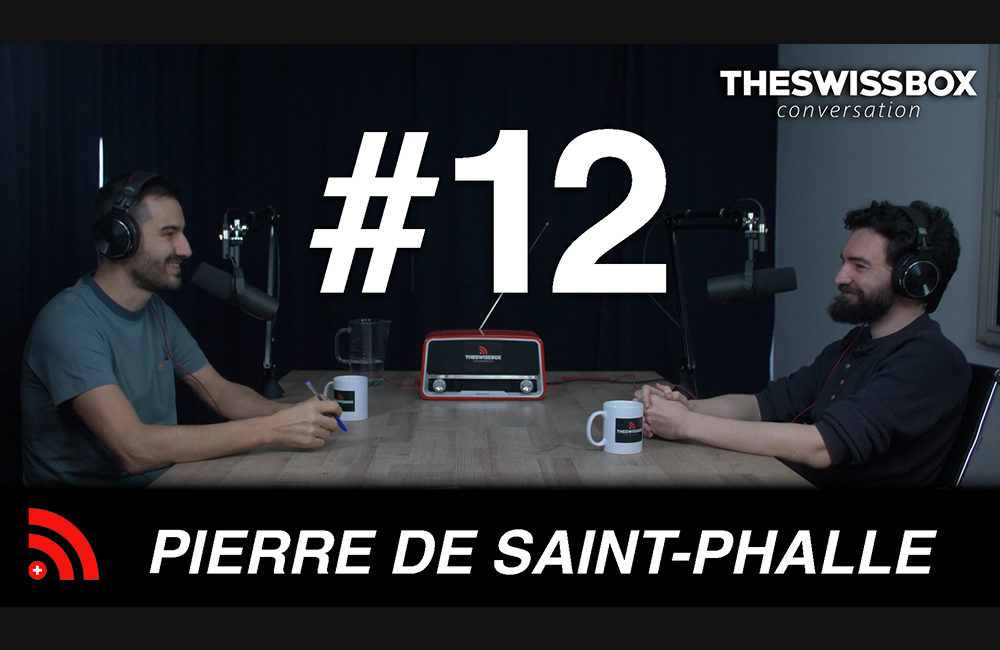 Comprendre la dette publique avec PIERRE DE SAINT-PHALLE - TheSwissBox Conversation podcast