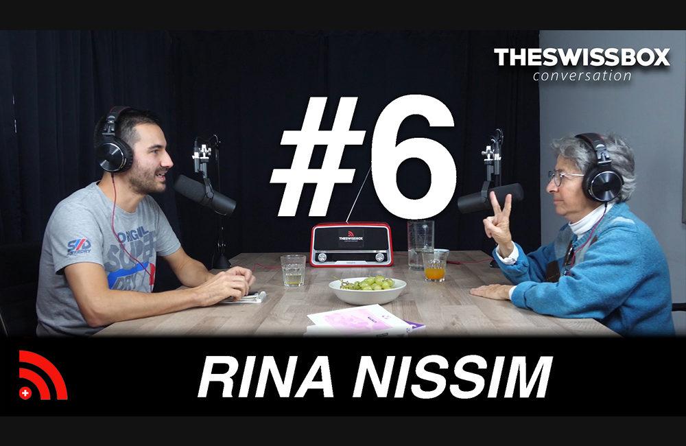 Les mouvements féministes avec RINA NISSIM - TheSwissBox Conversation podcast