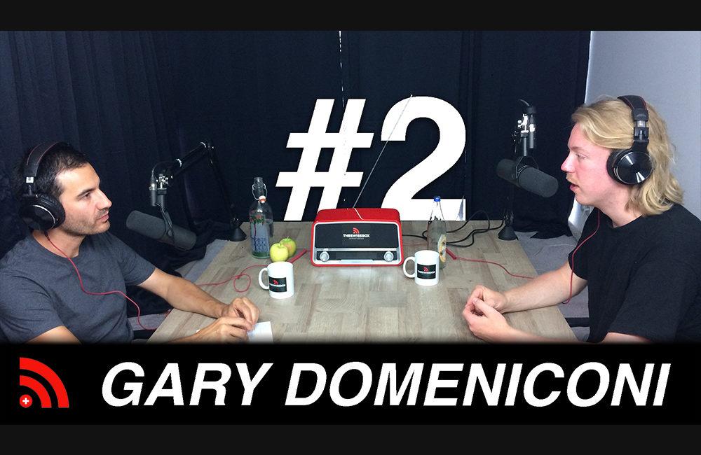 Stratégies militantes et grève du climat avec GARY DOMENICONI - podcast TheSwissBox Conversation
