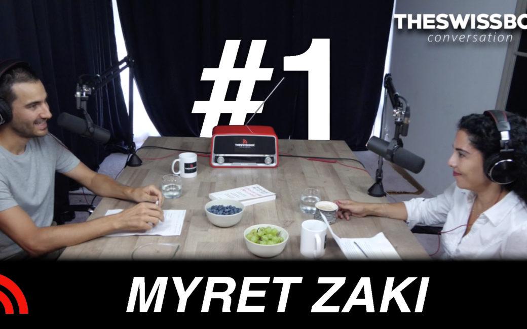 myret Zaki swissbox podcast