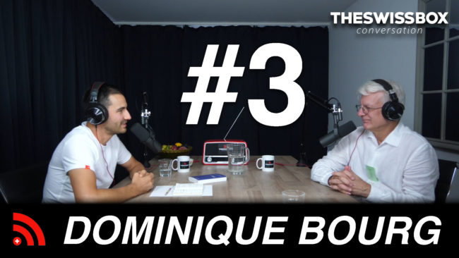 Dominique bourg swissbox podcast