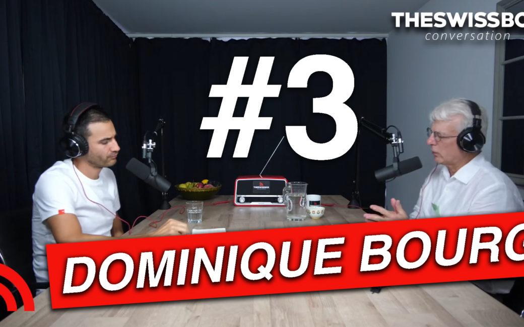 the SwissBoxConversation Dominique Bourg
