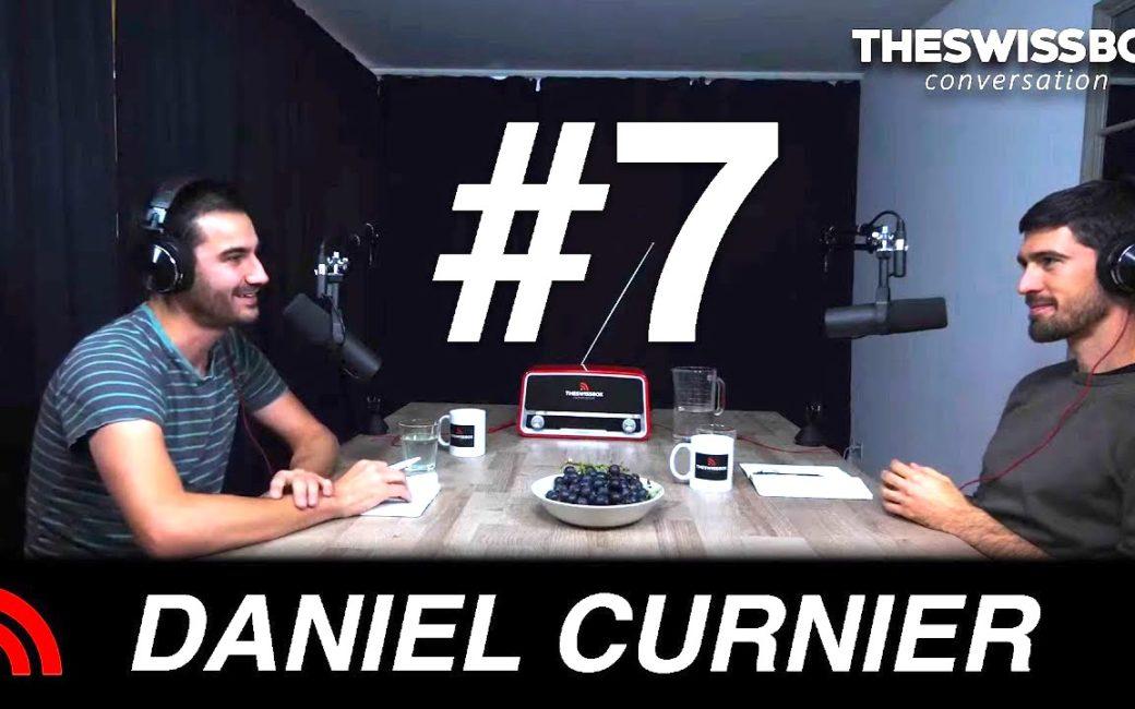 Daniel Curnier dr science environnement ecole swissbox conversation podcast