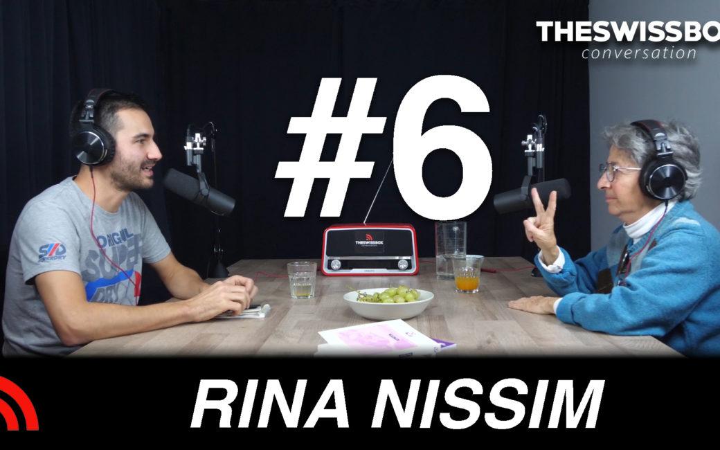 Rina Nissim féminisme naturopathe swissbox