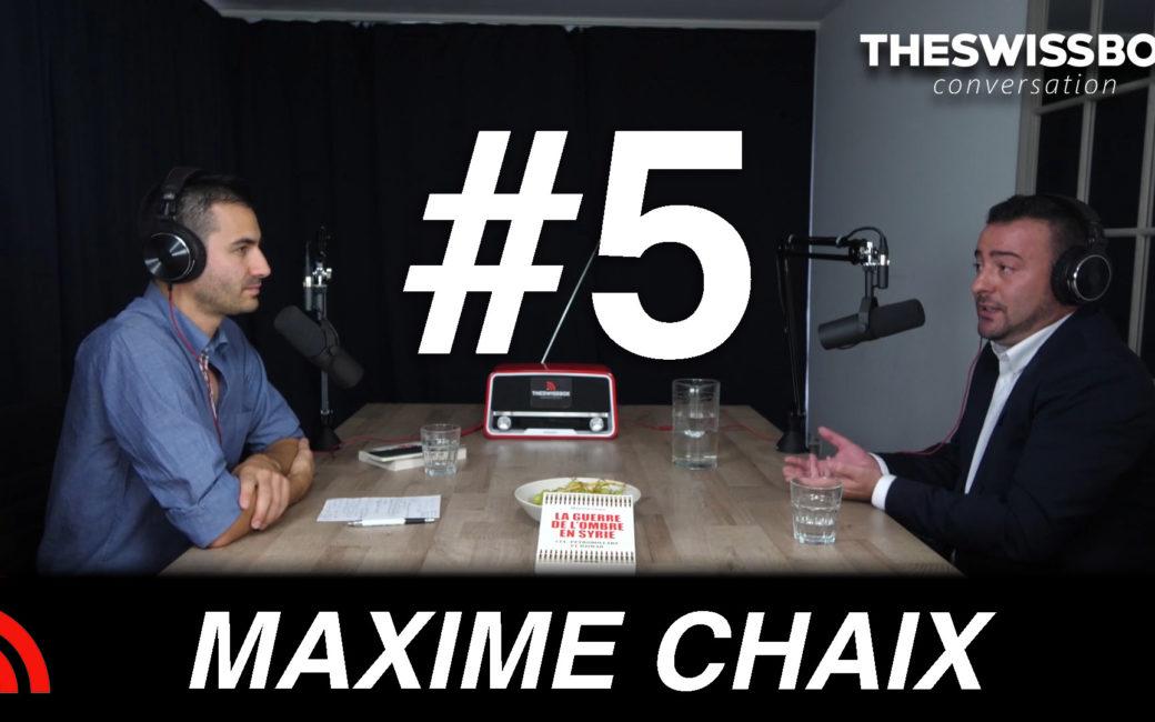 maxime chaix the swissbox conversation