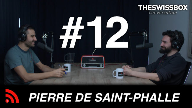 Podcast TheSwissBox Pierre de Saint-Phalle dette pulique