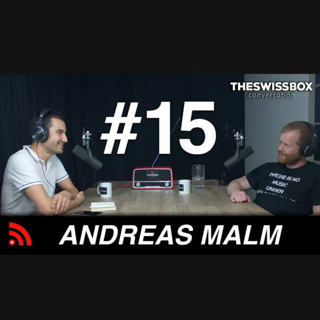 Andreas Malm, podcast TheSwissBox Conversation