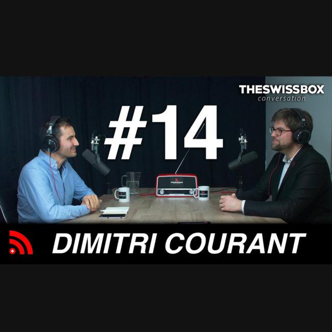 Dimitri Courant tirage au sort en politique démocratie, podacast TheSwissBox Conversation