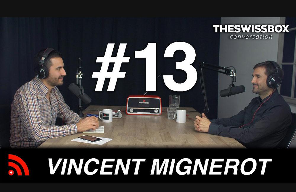 vincent mignerot effondrement société thermo-industrielle podcast theSwissBox conversation