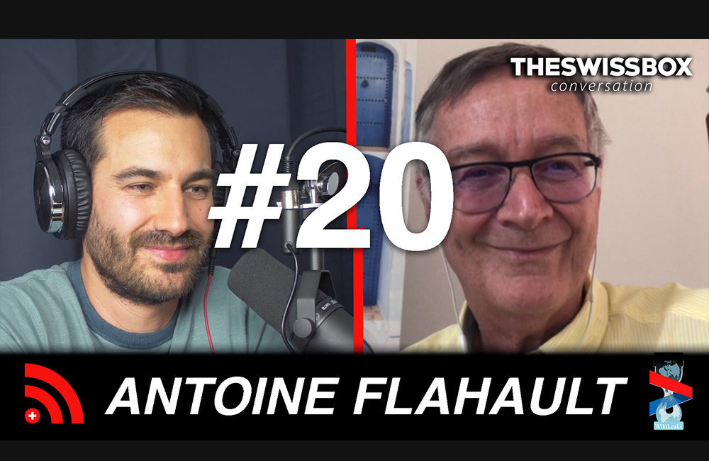 antoine flahoult podcast swissbox