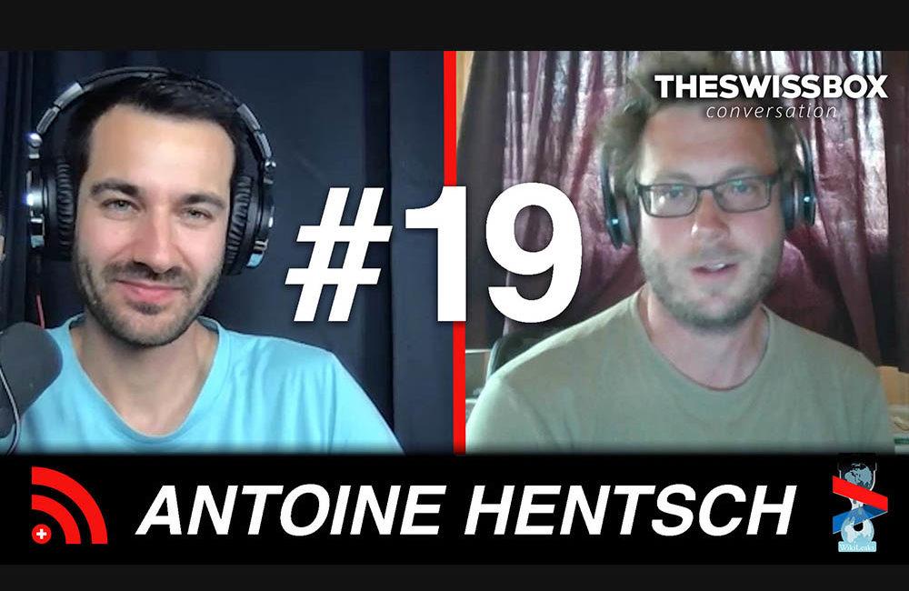 podcast the swissbox conversation antoine Hentsch