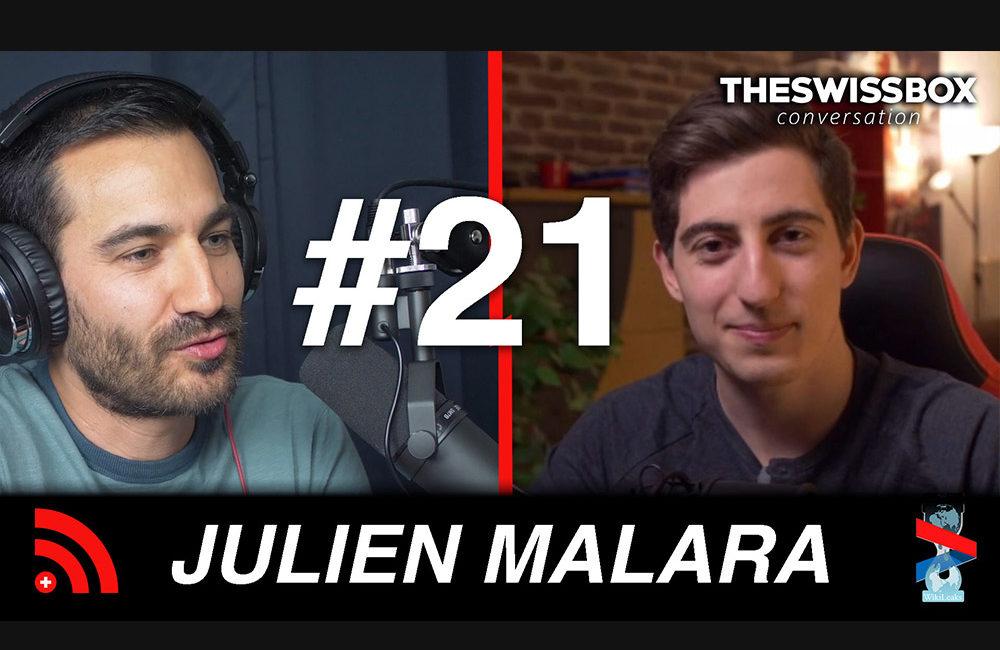 julien malara demos kratos podcast the swissbox conversation