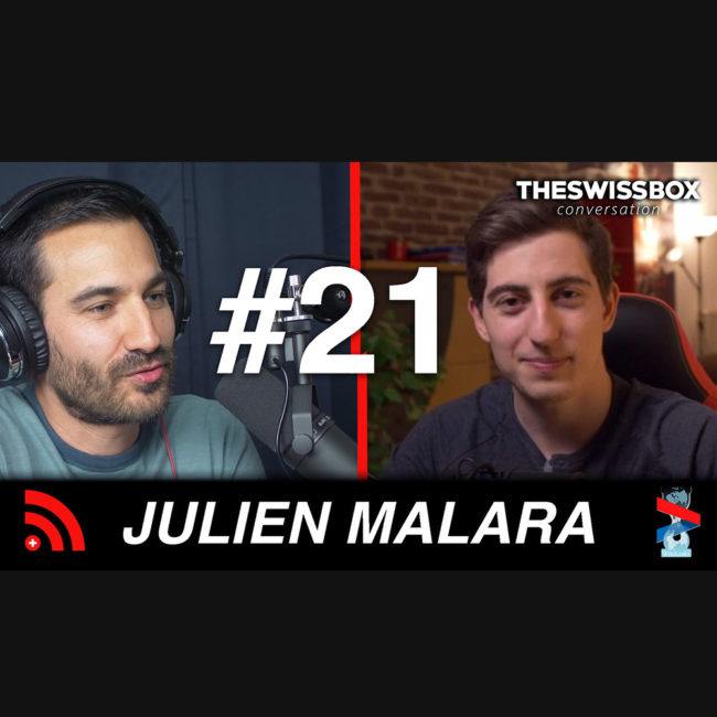 julien malara demos kratos podcast the swissbox conversation