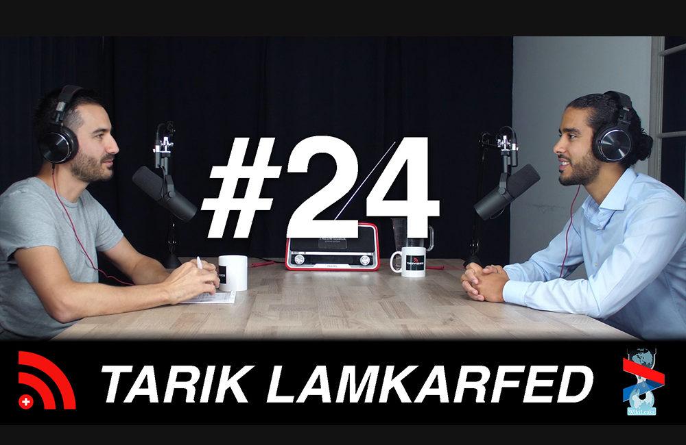 La quête de sens de l'entrepreneuriat d'aujourd'hui avec Tarik Lamkarfed podcast the swiss box conversation