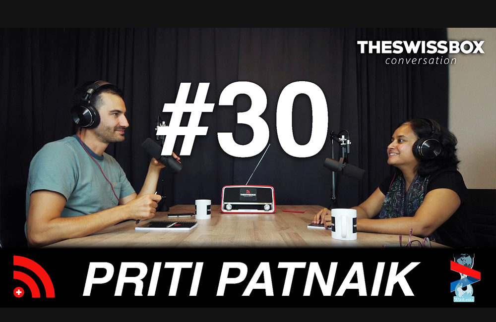 priti patnaik podcast the swissbox conversation