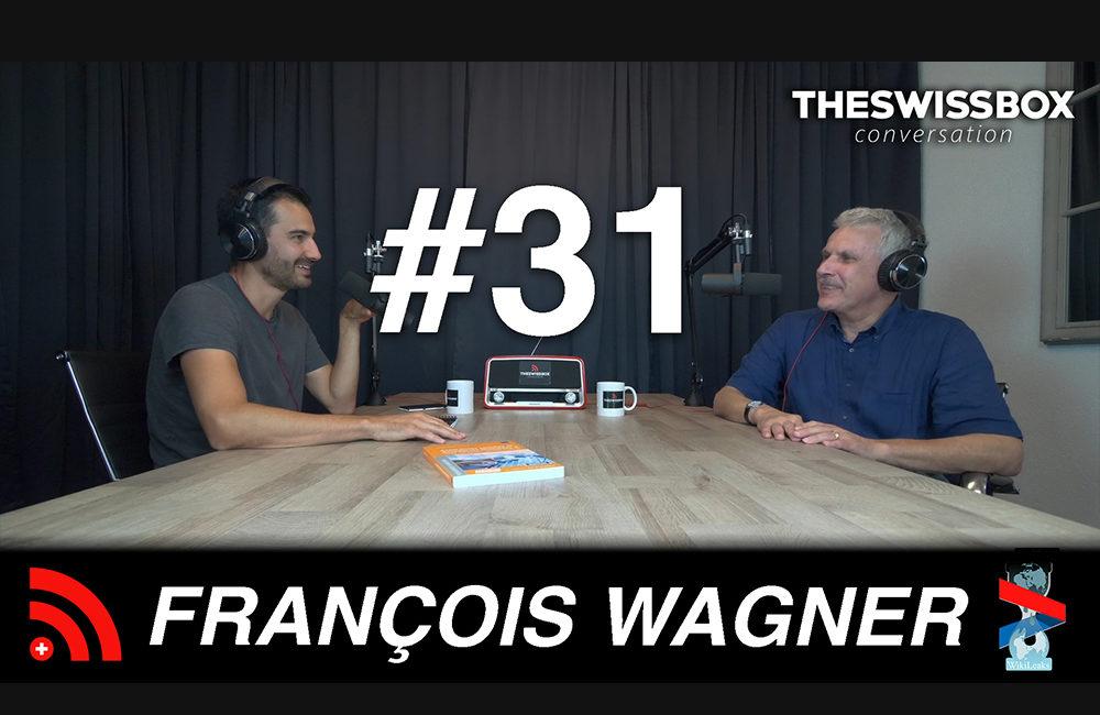 François Wagner expert assurance sociales Suisse the swissBox conversation