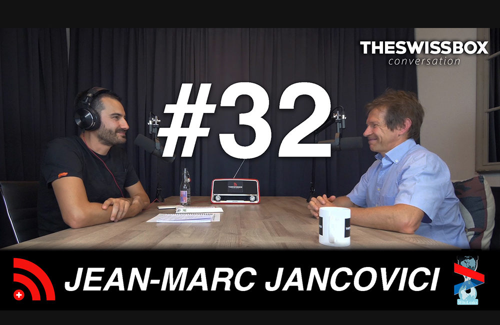 Jean-Marc Jancovici, theswissbox