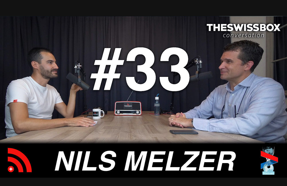Nils Melzer swissbox podcast