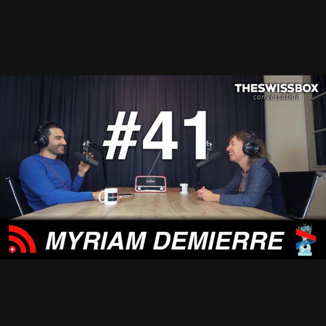 myriam Demierre - Guerre alep syrie swissbox