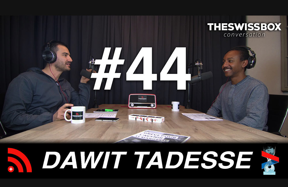 Dawit Tadesse, architecte.